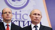Wettlauf am Nordpol: Russland als Arktis-Eroberer