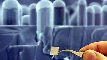Klein, kleiner, nano: Die  Nanotechnologie ist auf dem Vormarsch, aber laut UBA nicht ohne Risiken.