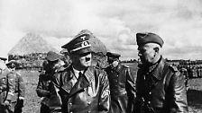 Hitler entschließt sich zur Flucht nach vorn ...