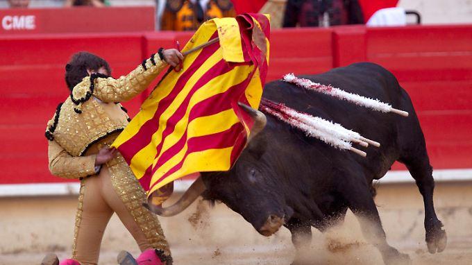 Letzter Todesstoß in Katalonien: Stierkämpfe gehören Vergangenheit an