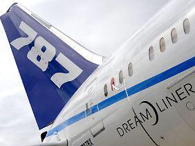 Doch Boeing bleibt dem Rivalen auf den Fersen. Besonders mit der 787.