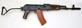 Russen wollen moderne Waffen: Kalaschnikow nicht zeitgemäß