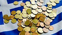In Griechenland werden die letzten Cent zusammengekratzt.