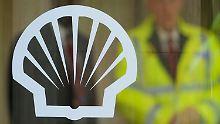 5,8% Zinsen, 25% Schutz: Royal Dutch Shell Express-Zertifikat