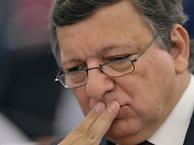 Jose Manuel Barroso beißt in London auf Granit.