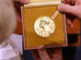 Die begehrteste Auszeichnung unter Wissenschaftlern.