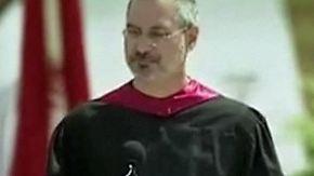 """Steve Jobs spricht in Stanford: """"Deine Zeit ist begrenzt"""""""