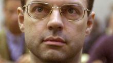 Thomas Drach beim Prozessauftakt im Jahr 2000.
