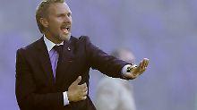Thorsten Fink sorgt als Trainer beim FC Basel für Furore. Fast immer, wenn zuletzt in der Bundesliga ein Trainerstuhl frei wurde, fiel sein Name.