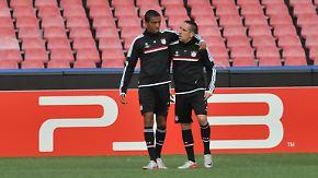 Duell gegen Neapel: Bayern steht harte Arbeit bevor