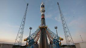 Konkurrenz für GPS: Europa will Galileo ins All schießen