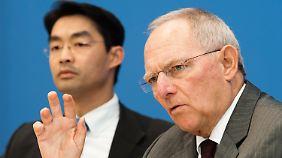 Krise wirft Schatten auf deutsche Wirtschaft: Regierung senkt Wachstumsprognose