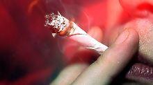 Cannabisprodukte sind besonders in Australien und Neuseeland beliebt.