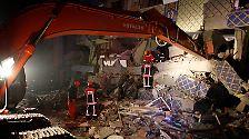 Eine ganze Provinz in Trümmern: Schweres Erdbeben trifft die Türkei
