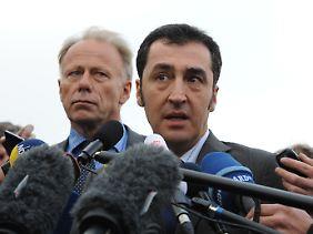 Özdemir lobt die Einigung, fordert aber weitere Schritte.