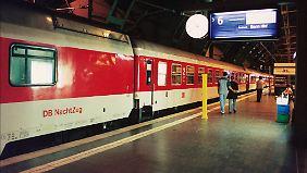 Die Bahn will Nacht- und Autozüge zum Ende des Jahres 2016 einstellen.