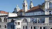 Ljubljana gehörte früher zum Reich der Habsburger. Noch immer finden Besucher hier mehr Altösterreich als Balkan.