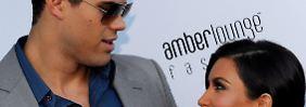 Kurzes Eheglück: Kris Humphries und Kim Kardashian.