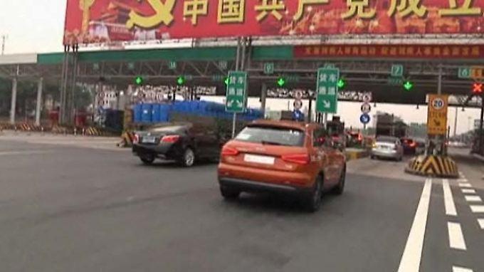 PS - Das Automagazin: Mit dem Q3 durch China