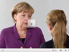"""Wirtschaftsentwicklung in Deutschland: """"Diese Schuldenkrise wird (...) nicht mit einem Mal vorbei sein."""""""