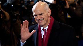 Griechenland in der Krise: Papandreou ist wieder im Spiel