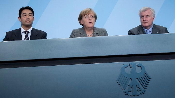 Umstrittener Spagat: Koalition einigt sich auf Steuersenkung