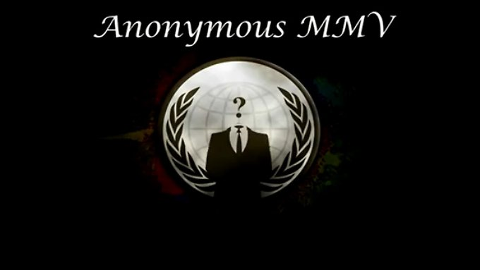 Die Hacker-Gruppe hat wieder zugeschlagen.