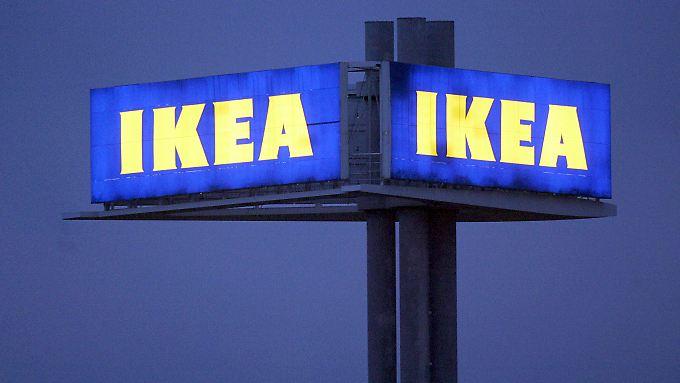 wohnst du noch oder lebst du schon ikea w chst in deutschland n. Black Bedroom Furniture Sets. Home Design Ideas