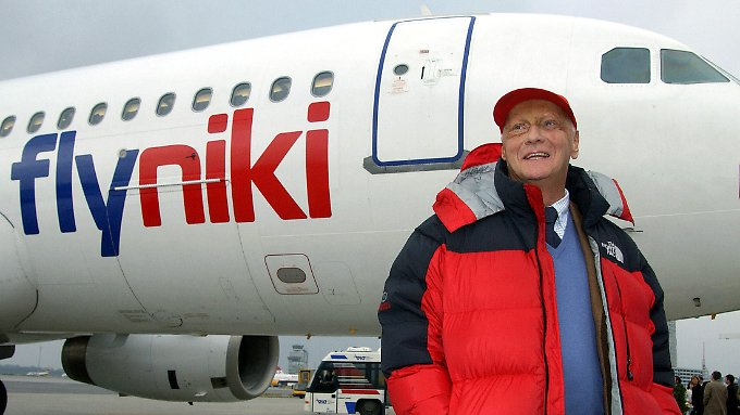 Niki Lauda zieht sich nach und nach zurück.