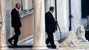 Streit um Papandreou-Nachfolge: Nerven in Griechenland liegen blank