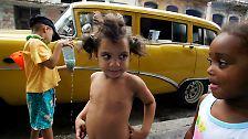Alltag in Kuba: Stolz, bunt, arm, revolutionär