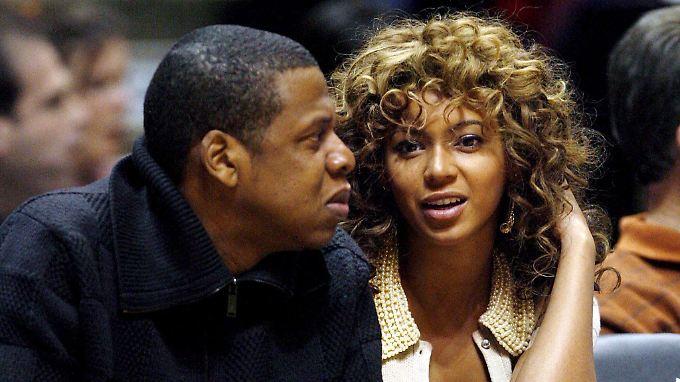 Sie sind das reichste Promi-Paar der USA: Jay-Z und Beyoncé Knowles ...