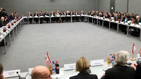 Krisengipfel gegen Rechtsterrorismus: Minister ziehen Konsequenz