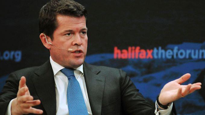 Rundumschlag gegen Europas Politiker: Guttenberg meldet sich zurück