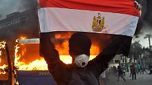 Die Unruhen in Ägypten nehmen einfach kein Ende.