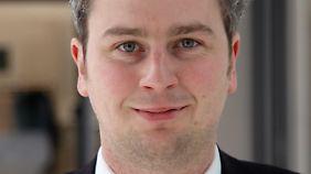 Liberaler Netzpolitiker Sebastian Blumenthal.