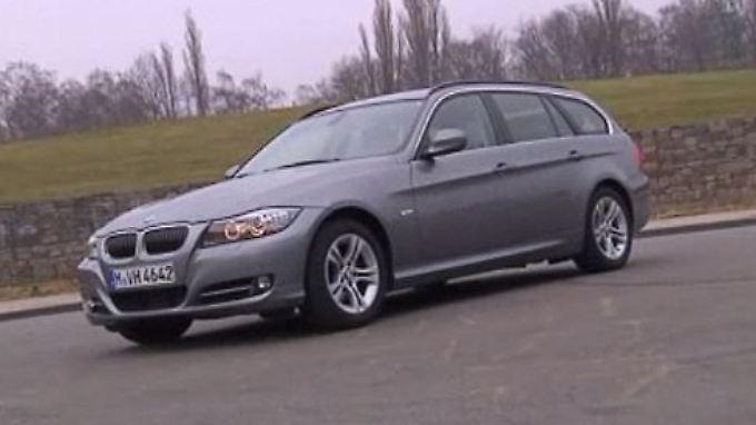 PS - Das Automagazin: Im n-tv Langzeittest: BMW 320d Touring