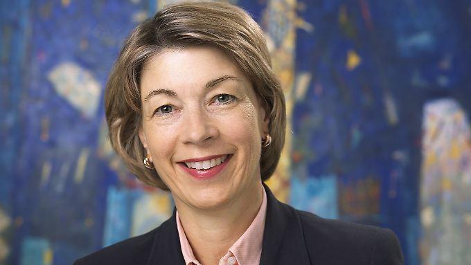 Barbara Kux ist Vorstandsmitglied bei Siemens.