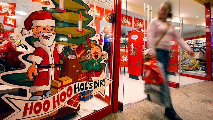 Ausgeben, was bald nichts mehr wert ist: Konsumforscher erwarten gutes Geschäft
