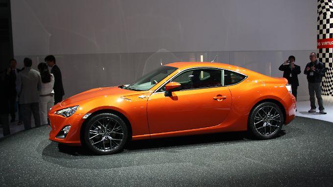 Toyota GT2: In Tokio wird es sportlich.