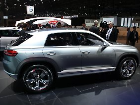 VW Cross Coupé: Deutsche Hersteller setzen auf Luxus.