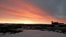 In der Welt der Eisgewalten: Amundsen erreicht den Südpol