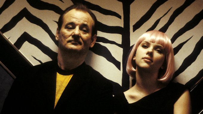 "Bill Murray und Scarlett Johansson sind ""Lost In Translation""."