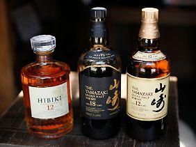 Suntorys Yamazaki gehört zu den bekanntesten japanischen Whisky-Marken.