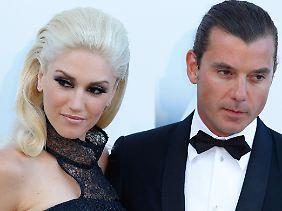 Glamour-Paar wider Willen? Gavin Rossdale mit Ehefrau Gwen Stefani.