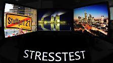 Der sprachliche Jahresrückblick: Stresstest gewinnt 2011