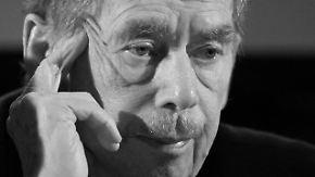 Nach langer Krankheit: Vaclav Havel gestorben