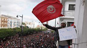 Tunesien ein Jahr nach der Revolution: Schicksal einer deutscher Firma