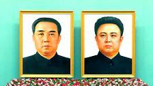 """Plateauschuhe und Propaganda: Kim Jong Il, der """"geliebte Führer"""""""
