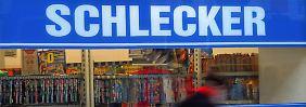 Jahrelange Verluste: Schlecker ist insolvent
